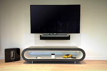 custom tv stands. Real Life Images TV Stands Custom Tv L